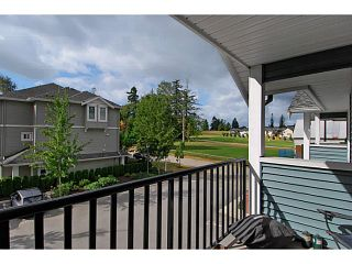 "Photo 10: 202 16718 60TH Avenue in Surrey: Cloverdale BC Townhouse for sale in ""McLellan Mews"" (Cloverdale)  : MLS®# F1400646"