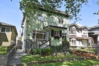 """Photo 1: 6363 WINDSOR Street in Vancouver: Fraser VE House for sale in """"FRASER"""" (Vancouver East)  : MLS®# R2183497"""