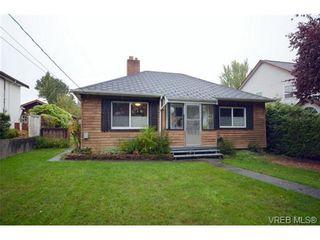 Photo 2: 1532 Edgeware Rd in VICTORIA: Vi Oaklands House for sale (Victoria)  : MLS®# 728605