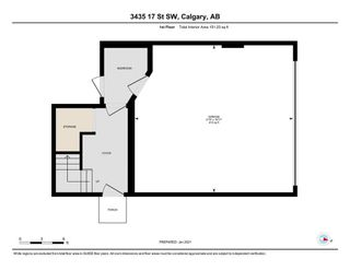 Photo 46: 3435 17 Street SW in Calgary: South Calgary Row/Townhouse for sale : MLS®# A1063068
