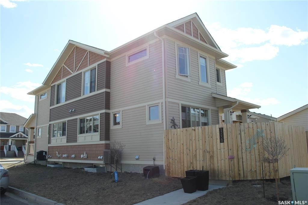 Main Photo: B 5302 Jim Cairns Boulevard in Regina: Harbour Landing Residential for sale : MLS®# SK849090