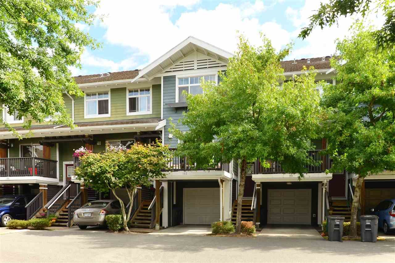 "Main Photo: 162 15236 36 Avenue in Surrey: Morgan Creek Townhouse for sale in ""SUNDANCE II"" (South Surrey White Rock)  : MLS®# R2197778"