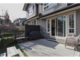 """Photo 20: 20 21867 50 Avenue in Langley: Murrayville Townhouse for sale in """"WINCHESTER"""" : MLS®# R2039227"""