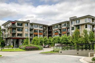 """Photo 1: 401 1152 WINDSOR Mews in Coquitlam: New Horizons Condo for sale in """"Parker House East by Polygon"""" : MLS®# R2527502"""