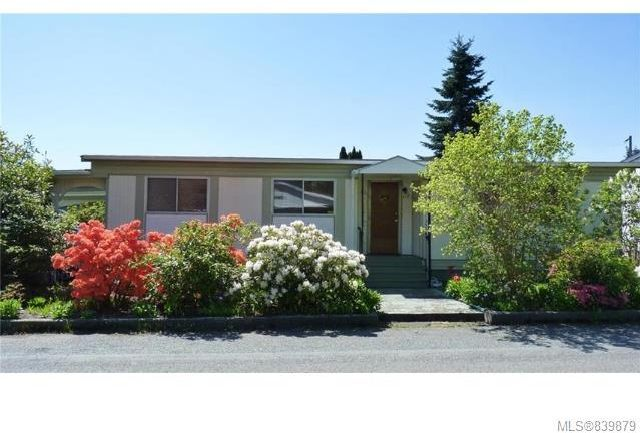 Main Photo: 612 2885 Boys Rd in Duncan: Du East Duncan Manufactured Home for sale : MLS®# 839879