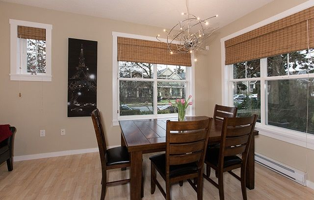 """Photo 5: Photos: 4 15075 60 Avenue in Surrey: Sullivan Station Townhouse for sale in """"Nature's Walk"""" : MLS®# R2028031"""