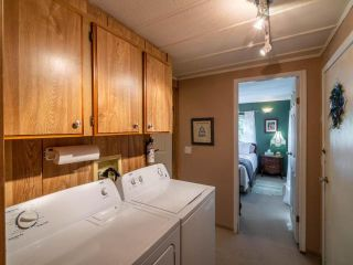 Photo 13: 68 1655 ORD ROAD in Kamloops: Brocklehurst Manufactured Home/Prefab for sale : MLS®# 159093