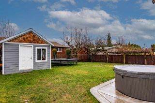 Photo 27: 45587 REECE Avenue in Chilliwack: Chilliwack N Yale-Well House for sale : MLS®# R2543275