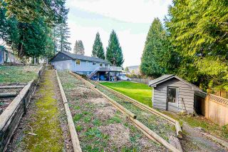 Photo 37: 2245 MARSHALL Avenue in Port Coquitlam: Mary Hill House for sale : MLS®# R2538887