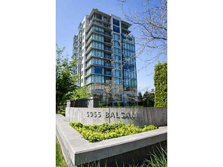 Photo 1: 501 5955 BALSAM Street in Vancouver: Kerrisdale Condo  (Vancouver West)  : MLS®# V1115294