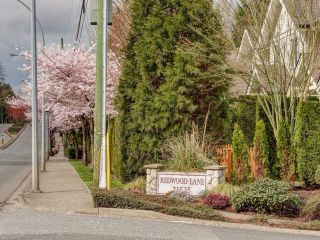 "Photo 14: 19 21535 88TH Avenue in Langley: Walnut Grove Townhouse for sale in ""Redwood Lane"" : MLS®# F1435147"