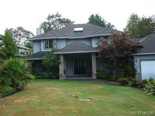 Photo 1: 885 Maltwood Terr in VICTORIA: SE Broadmead House for sale (Saanich East)  : MLS®# 711299