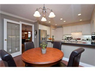 """Photo 4: 3 3405 PLATEAU Boulevard in Coquitlam: Westwood Plateau Townhouse for sale in """"PINNACLE RIDGE"""" : MLS®# V932727"""