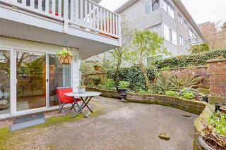 "Photo 20: 106 2365 W 3RD Avenue in Vancouver: Kitsilano Condo for sale in ""LANDMARK HORIZON"" (Vancouver West)  : MLS®# R2573044"