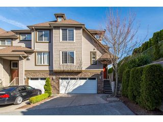 """Photo 1: 21 46778 HUDSON Road in Sardis: Promontory Townhouse for sale in """"COBBLESTONE TERRACE"""" : MLS®# R2355584"""