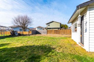 Photo 35: 44781 CUMBERLAND Avenue: House for sale in Chilliwack: MLS®# R2546098