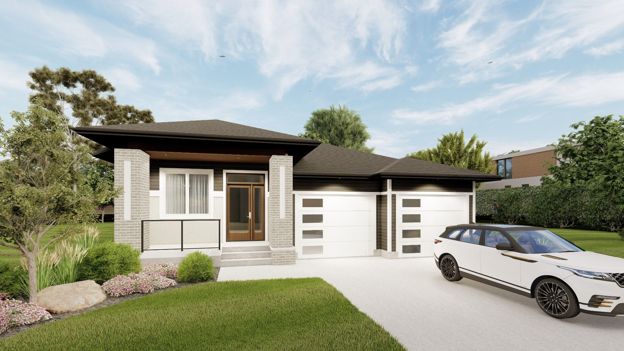 Main Photo: 30 Tanager Trail in Winnipeg: Sage Creek Single Family Detached for sale (2K)