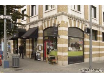 Main Photo:  in VICTORIA: Vi Downtown Business for sale (Victoria)  : MLS®# 522945