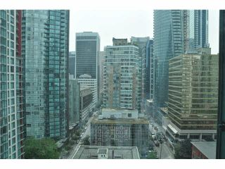 """Photo 8: 2105 1238 MELVILLE Street in Vancouver: Coal Harbour Condo for sale in """"Point Claire"""" (Vancouver West)  : MLS®# V1132813"""