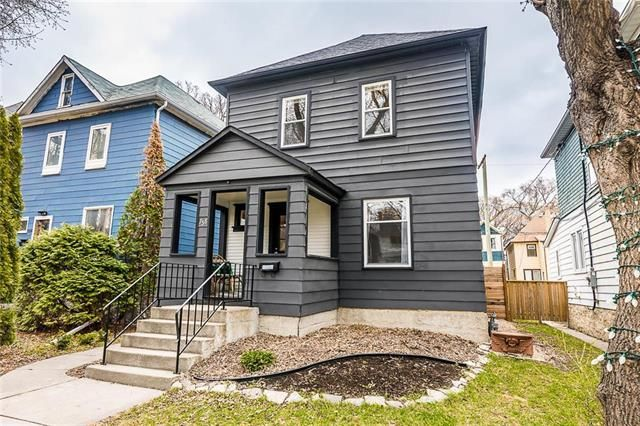 Main Photo: 758 Mulvey Avenue in Winnipeg: Crescentwood Residential for sale (1B)  : MLS®# 1911513