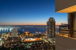 Photo 4: DOWNTOWN Condo for sale : 2 bedrooms : 700 Front St #2303 in San Diego