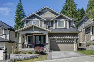 "Photo 1: 1352 KINGSTON Street in Coquitlam: Burke Mountain House for sale in ""Kingston by Morningstar Homes"" : MLS®# R2478845"