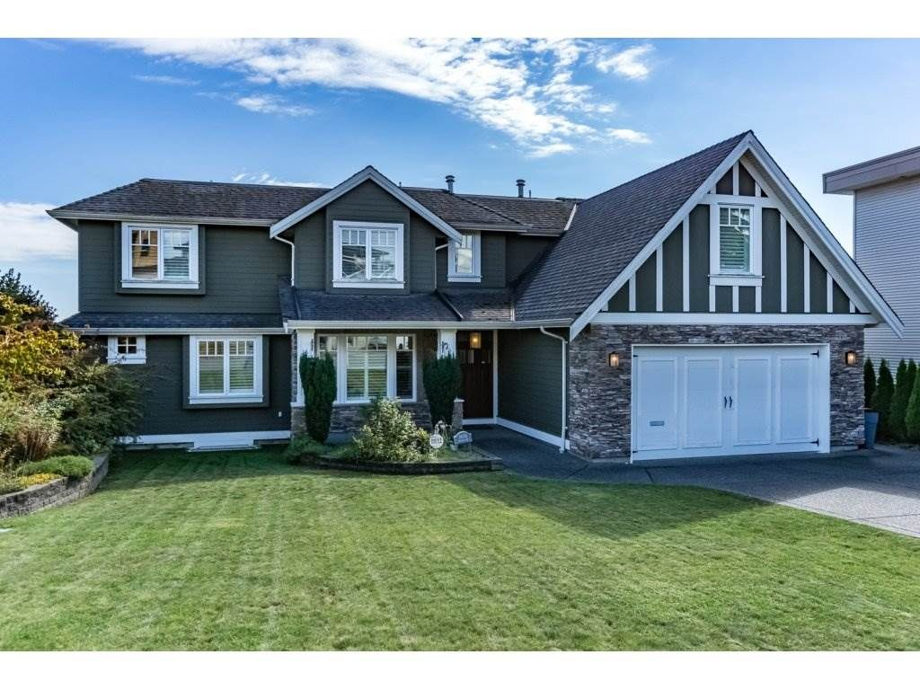 Main Photo: 14438 MALABAR CRESCENT: White Rock House for sale (South Surrey White Rock)  : MLS®# R2104715