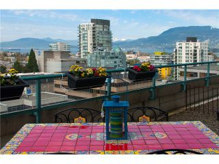 Photo 10: # 604 1355 W BROADWAY ST in Vancouver: Fairview VW Condo for sale (Vancouver West)  : MLS®# V1077006