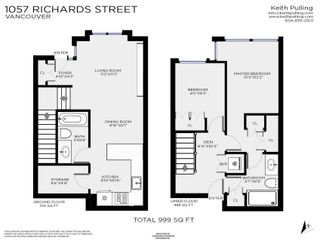 """Photo 19: 1057 RICHARDS Street in Vancouver: Downtown VW Townhouse for sale in """"THE DONOVAN"""" (Vancouver West)  : MLS®# R2623044"""