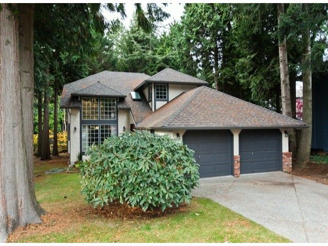 """Main Photo: 5915 BOUNDARY Place in Surrey: Panorama Ridge House for sale in """"BOUNDARY PARK"""" : MLS®# F1325134"""