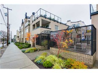 """Photo 1: 17 1350 W 6TH Avenue in Vancouver: Fairview VW Townhouse for sale in """"PEPPER RIDGE"""" (Vancouver West)  : MLS®# V1094949"""