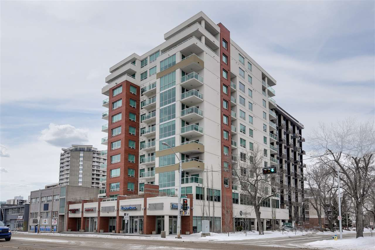Main Photo: 1001 10055 118 Street in Edmonton: Zone 12 Condo for sale : MLS®# E4226426