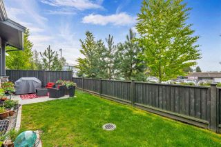 """Photo 37: 8 7979 152 Street in Surrey: Fleetwood Tynehead Townhouse for sale in """"The Links"""" : MLS®# R2575194"""