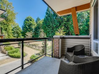Photo 13: # 1 1125 KENSAL PL in Coquitlam: New Horizons Townhouse for sale : MLS®# V1130701
