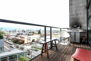 """Photo 15: 710 428 W 8TH Avenue in Vancouver: Mount Pleasant VW Condo for sale in """"XL LOFTS"""" (Vancouver West)  : MLS®# R2088078"""