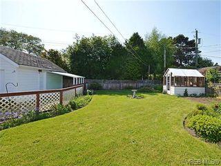 Photo 18:  in VICTORIA: OB Henderson House for sale (Oak Bay)  : MLS®# 606914