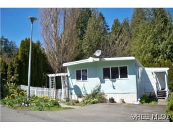 Main Photo: 24 2615 Otter Point Rd in SOOKE: Sk Broomhill Manufactured Home for sale (Sooke)  : MLS®# 500687