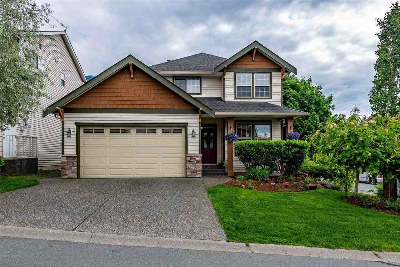 Main Photo: 14 8502 UNITY Drive in Chilliwack: Eastern Hillsides House for sale : MLS®# R2456928