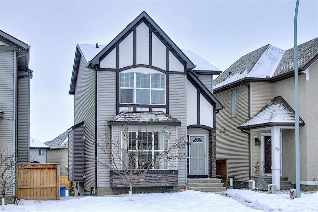 Main Photo: 57 CRANFORD Place SE in Calgary: Cranston Detached for sale : MLS®# A1064638
