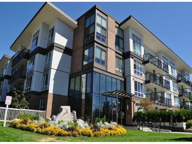 "Main Photo: 414 12039 64 Avenue in Surrey: West Newton Condo for sale in ""LUXOR"" : MLS®# R2531945"