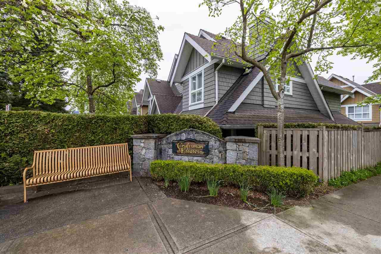 """Main Photo: 11 2688 MOUNTAIN Highway in North Vancouver: Westlynn Townhouse for sale in """"Craftsman Estates"""" : MLS®# R2576521"""