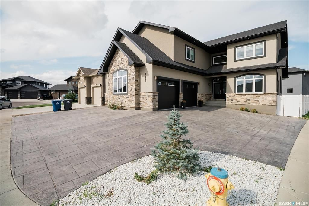 Main Photo: 103 Rochelle Bay in Saskatoon: Rosewood Residential for sale : MLS®# SK872101