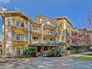 Photo 1: 105 360 Goldstream Ave in VICTORIA: Co Colwood Corners Condo for sale (Colwood)  : MLS®# 756579