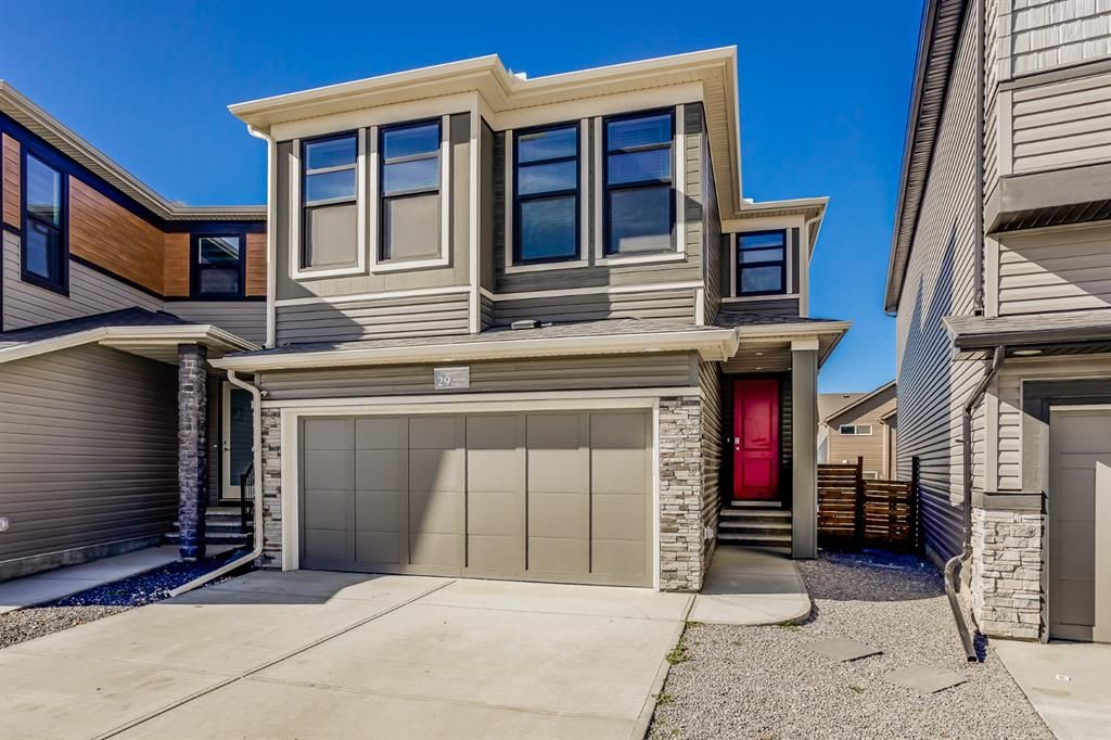 Main Photo: 29 Howse Terrace NE in Calgary: Livingston Detached for sale : MLS®# A1150423