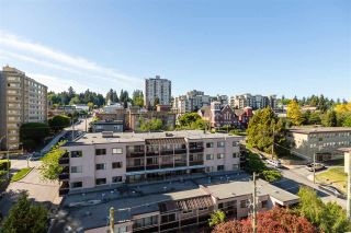 """Photo 26: 703 328 CLARKSON Street in New Westminster: Downtown NW Condo for sale in """"Highbourne Tower"""" : MLS®# R2585007"""