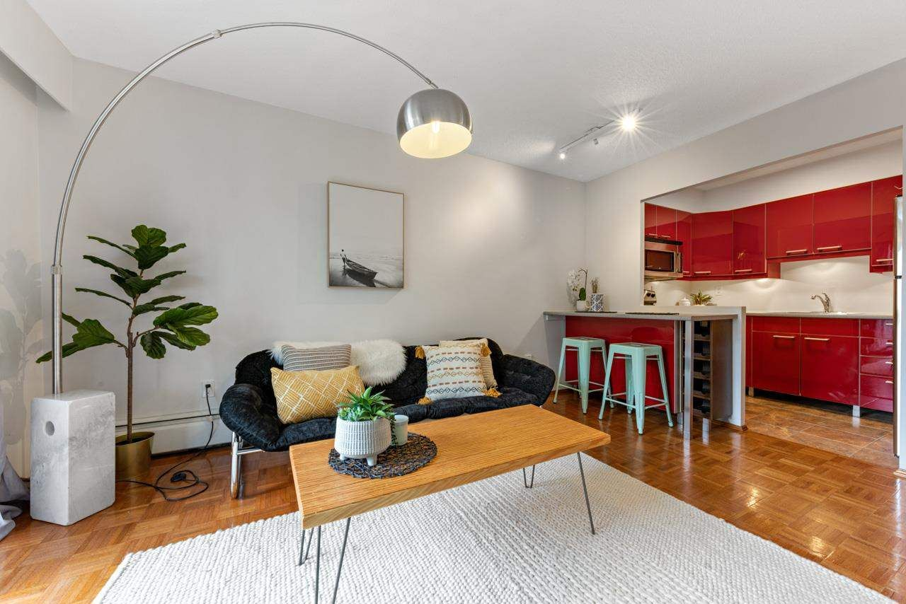 Main Photo: 202 2080 MAPLE STREET in Vancouver: Kitsilano Condo for sale (Vancouver West)  : MLS®# R2576001