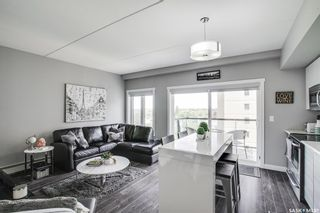 Photo 10: 703 550 4th Avenue North in Saskatoon: City Park Residential for sale : MLS®# SK870237