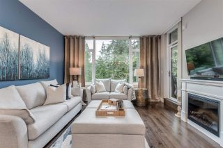 """Photo 2: 705 1415 PARKWAY Boulevard in Coquitlam: Westwood Plateau Condo for sale in """"CASCADE"""" : MLS®# R2585886"""