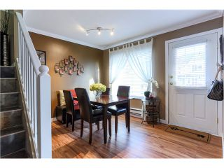 Photo 2: # 34 23575 119TH AV in Maple Ridge: Cottonwood MR Condo for sale : MLS®# V1108811