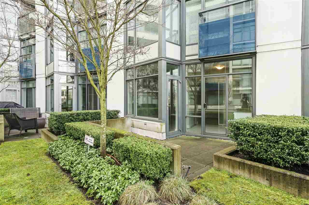 "Main Photo: 127 1777 W 7TH Avenue in Vancouver: Fairview VW Condo for sale in ""Kits 360"" (Vancouver West)  : MLS®# R2541765"